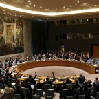 UN Security Council adopt French resolution for a global fight against the Islamic State