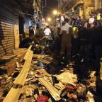 Two deadly twin car bombs hit Lebanons capital, Beirut