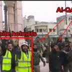 Who are the Soro's funded NGO the White Helmets?