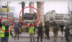 White Helmets along side Al-Qaeda