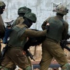 Israeli forces detain staff and students of Birzeit university in the occupied West Bank