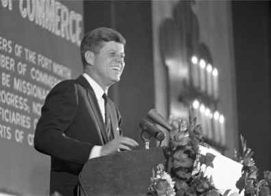 President Kennedy, Fort Worth, Texas