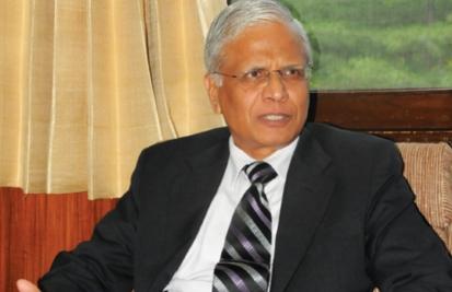 Former Indian Ambassador V.P Haran