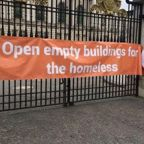 Belfast Homeless Crises: Opening up buildings