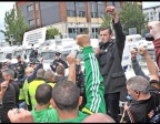 Anti-Internment march a success as the message is spread across Ireland the UK and the world